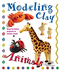 Preschool and early-grades boys and girls will discover a wealth of creative fun when they open this book. It presents easy-to-follow, step-by-step directions for making whimsical little animals out of modeling clay. Divided into four section...