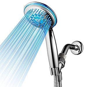 DreamSpa AquaFan All Chrome Rainfall Shower