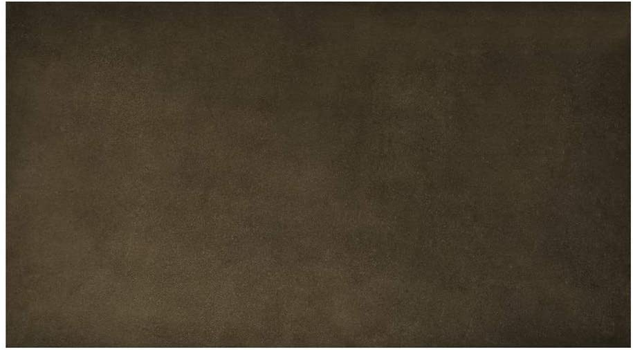 Cow Skins Various Colors 12x 24 inch, 2 Square Foot for Crafts Sewing Bourbon Brown Leather Hide