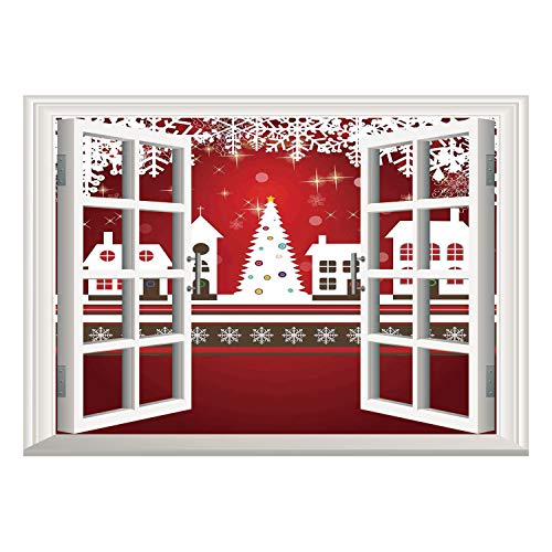Outdoor Lighted Gingerbread House Decorations in US - 2