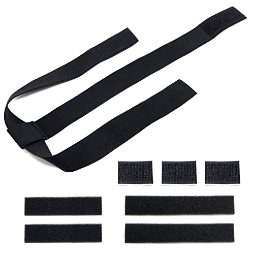 Adjustable Head Strap Elastic headband for Google Cardboard Vr Virtual Reality 3D Glasses by Blisstime