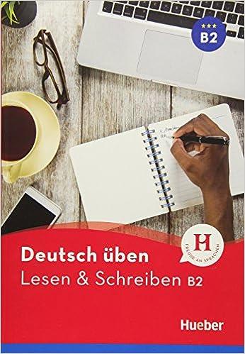 Lesen Schreiben B2 Buch Deutsch üben Lesen Schreiben Amazon