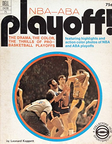 NBA-ABA playoff! (A collectors item sportspecial) for sale  Delivered anywhere in USA