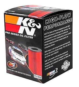 K & N ps-7032 Filtro de aceite