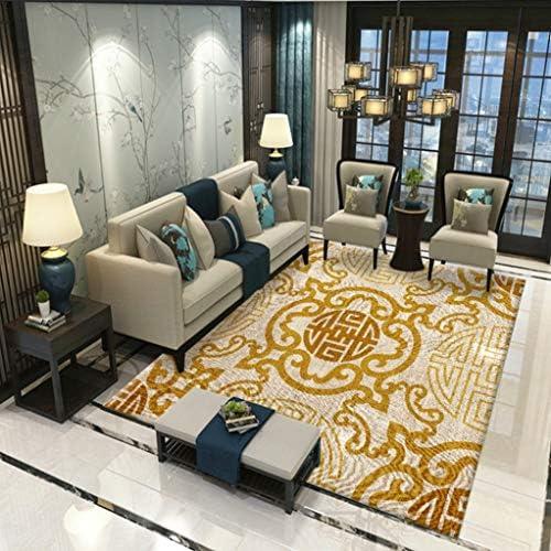 ZJP Rectangular Floor Mats Kitchen Bedroom Living Room Porch Non-Slip Absorbent Door Entry Floor Mat Carpet Color : Style11, Size : 140x200cm