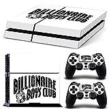 FriendlyTomato PS4 Console and DualShock 4 Controller Skin Set - Rich Billionaire Money - PlayStation 4 Vinyl
