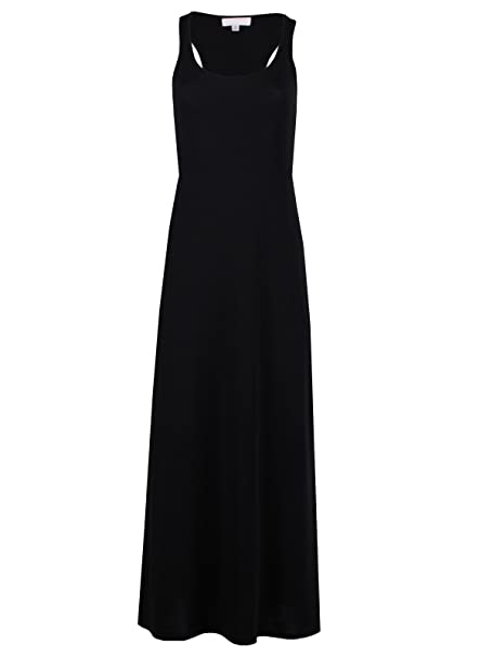 ef7d5ee7f2ca Taylor Perform Women's Sleeveless Casual Tank Racerback Maxi Long Dresses  at Amazon Women's Clothing store: