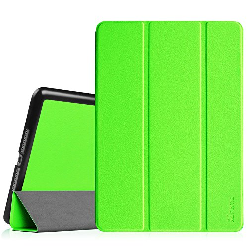 Fintie iPad Air 2 Case - [SlimShell] Ultra Lightweight Stand Smart Protective Cover with Auto Sleep/Wake Feature for Apple iPad Air 2, Green