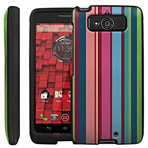 [ManiaGear] Design Graphic Image Shell Cover Hard Case (Color Fiend) for Motorola DROID Mini XT1030