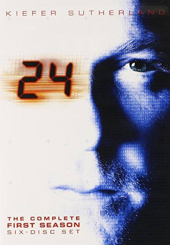 DVD : 24: Season One (Repackaged, Widescreen, , 6 Disc, Sensormatic)
