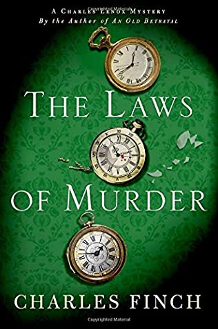 book cover of The Laws of Murder