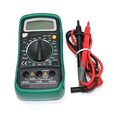 Mastech MAS830L Digital Pocket Multimeter (Assorted) 13