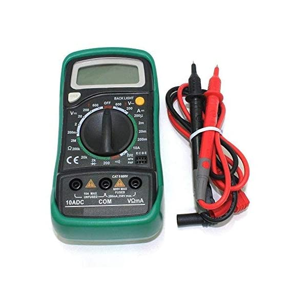 Mastech MAS830L Digital Pocket Multimeter (Assorted) 4