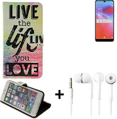 K-S-Trade® 360° Funda Smartphone para Vodafone Smart V10, Live The ...
