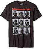 Star Wars Expressions of Vader Men's T-Shirt XX-Large