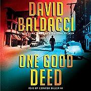 One Good Deed av David Baldacci