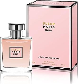 Amazoncom Jean Marc Paris Fleur Paris Noir Eau De Parfum 17 Oz