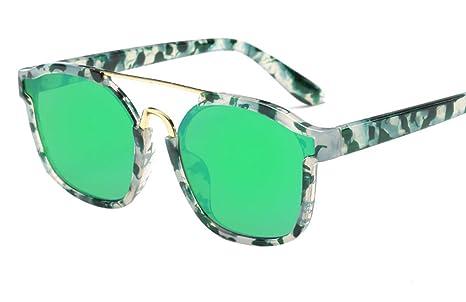 Skudy Gafas de sol niña, antiradiación, material acetato ...