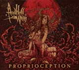 Proprioception ( Limited Digi Cd & Bonus Track) by And Hell Followed With (2010-07-30)