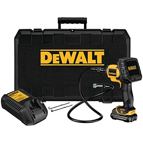 DEWALT DCT410S1 12V MAX Inspection Camera Kit by DEWALT