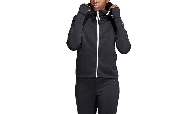 best top brands cheap sale adidas Womens ZNE Hoodie 3.0