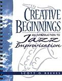 Creative Beginnings: An Introduction to Jazz Improvisation