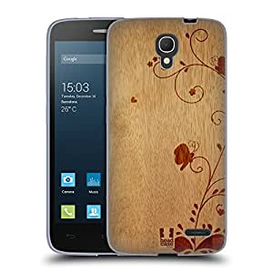 Head Case Designs Parrots Aztec Birds Protective Snap-on Hard Back Case Cover for HTC Windows Phone 8X