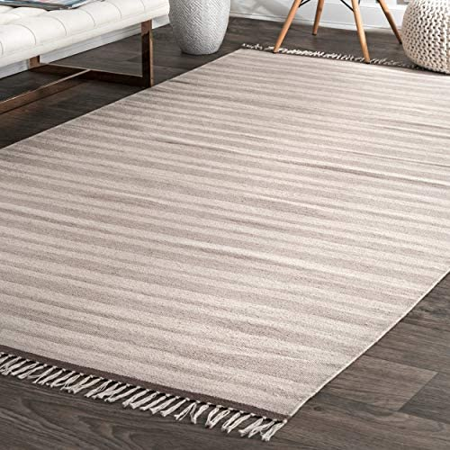 nuLOOM Lavenia Striped Area Rug