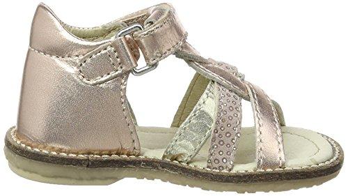 Noël Mini Sixty - Zapatos de primeros pasos Bebé-Niños Dorado - Or (98 Cuivre)