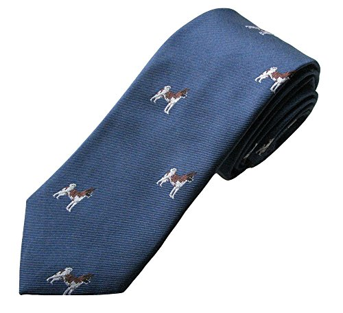 Akita Tie (Men's Dog Breed Neck Tie)