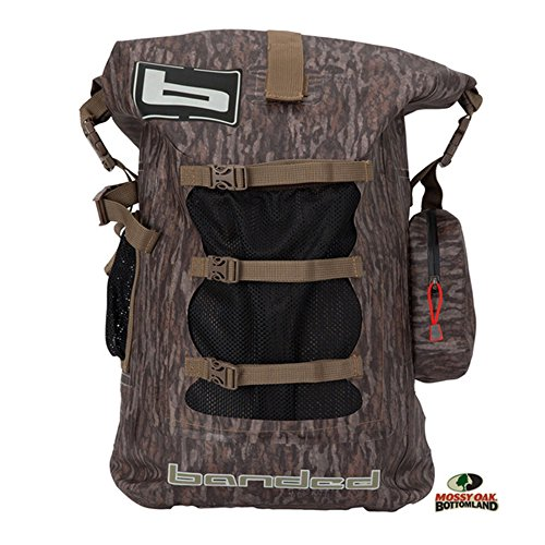 Banded Gear Arc Welded Back Pack Mossy Oak Bottomland