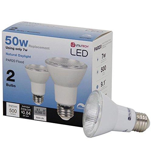 Led Flood Light Bulbs Par20 - 8