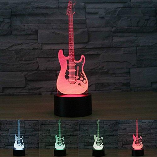 Electric Guitar Led Lights