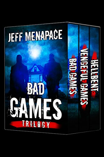 Bad Games Box Set Complete ebook product image