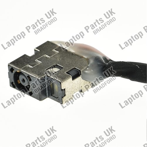 HP DC Jack Cable p//n 804187-T17 Power Socket Wire Connector
