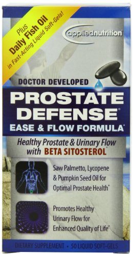 Cheap Applied Nutrition Prostate Defense, 50-Count