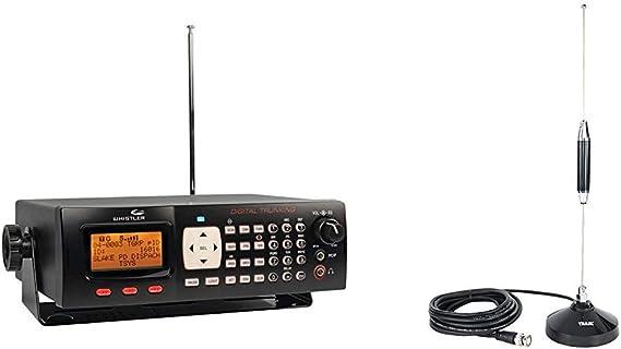 HIDDEN GLASS WINDOW MOUNT BNC ANTENNA FOR RADIO SHACK SCANNER DIGITAL ANALOG BNC