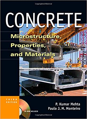 Book Concrete: Microstructure, Properties, and Materials