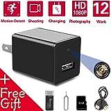 Hidden Spy Camera USB Charger | Full HD 1080P Spy Camera with 32GB
