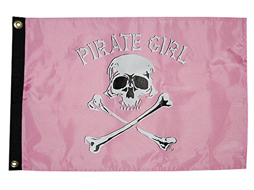 pirate girl flags