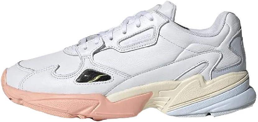 Adidas Falcon Zapatilla para Mujer - sintético: Amazon.es: Zapatos y complementos