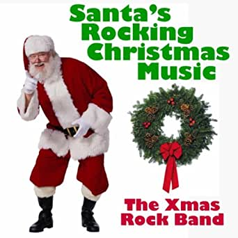Rockin' Around The Christmas Tree (Rock & Roll Mix) by The Xmas Rock Band on Amazon Music ...