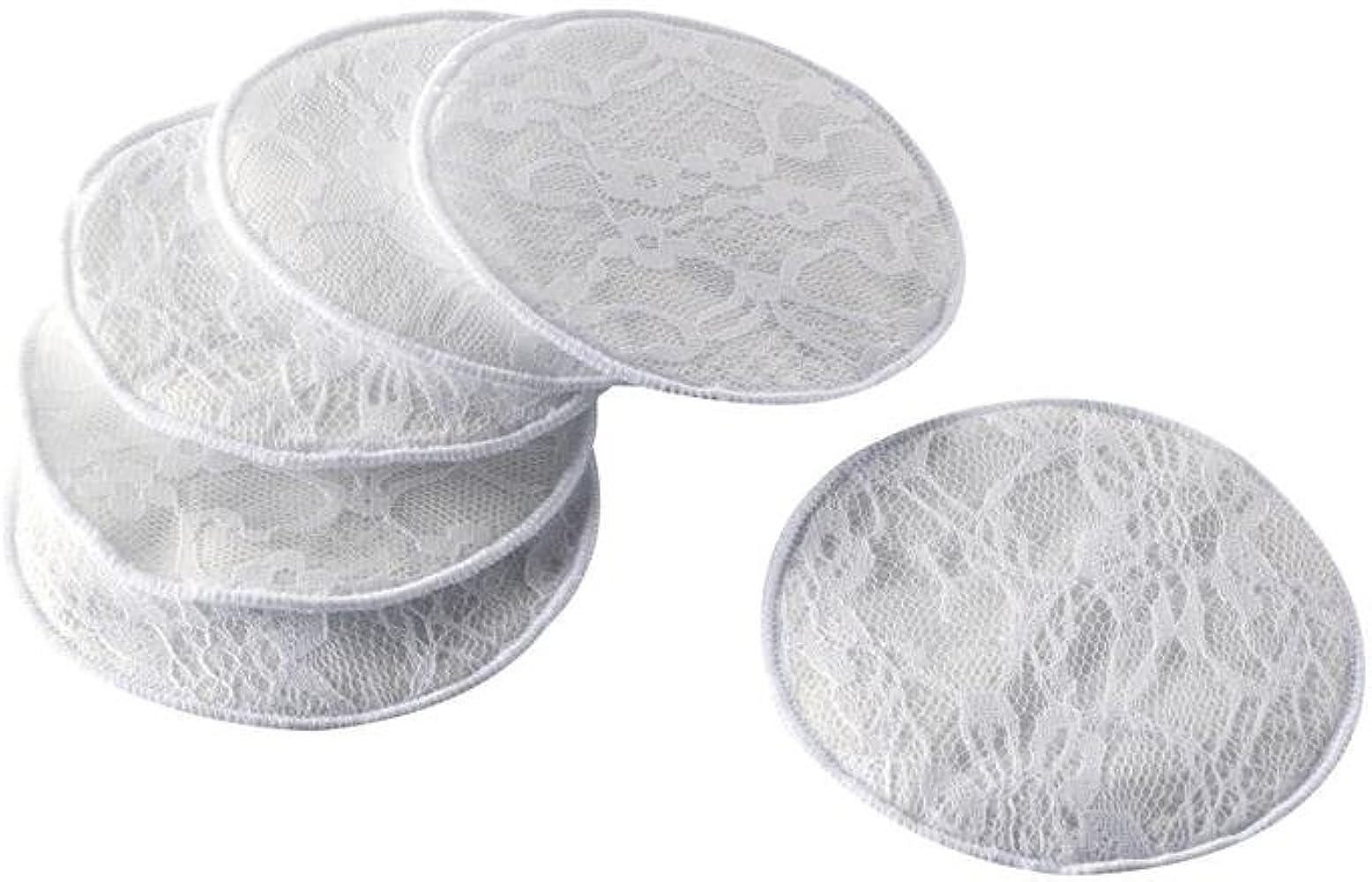 Bllatta 6PCS Discos absorbentes de Bambu Algodon Lavables para ...