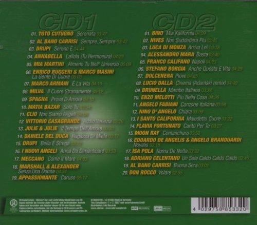 - Hits Made in Italy Vol.2 (Double-CD feat. Adriano Celentano, Toto Cutugno, Spagna a.m.m.) - Amazon.com Music