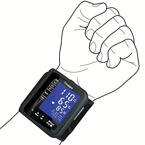 Pressure Monitor, Black