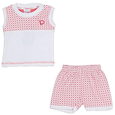 729f6e7d535 Buy Popees Baby Care Combed Cotton Top And Shorts Set For Baby Boy (3 - 6  Months