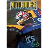 Autocourse: The World's Leading Grand Prix Annual 1992-93, Henry, Alan