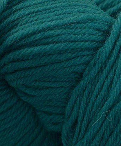 Universal Yarn Deluxe Worsted 12176 Teal - Wool Yarn Teal