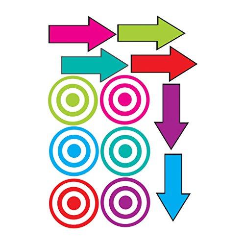 ashley-productions-targets-arrows-die-cut-magnet