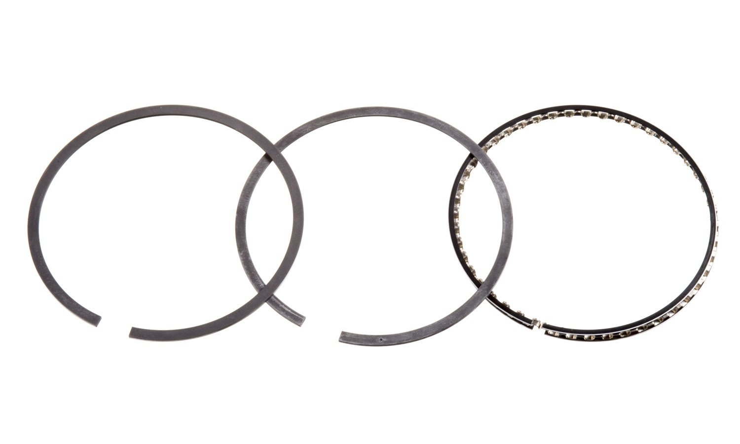 Hastings 2M4262040 6-Cylinder Piston Ring Set